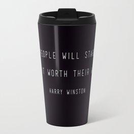 Harry Winston Travel Mug