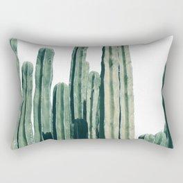 Cactus Line Rectangular Pillow