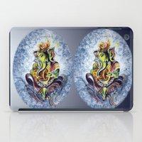 ganesha iPad Cases featuring Ganesha by Harsh Malik