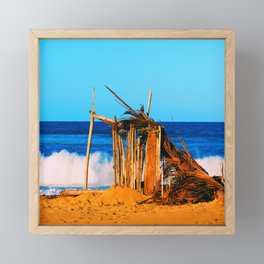 Refugio Framed Mini Art Print