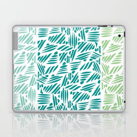 Bamboo Forest Laptop & iPad Skin