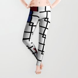 Isolation Trellis  Leggings