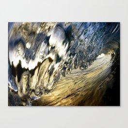 Icicle Barrel - Encinitas, CA Canvas Print