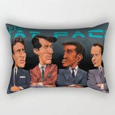 The Rat Pack Rectangular Pillow