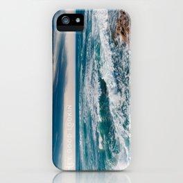 Sunset Cliffs San Diego iPhone Case