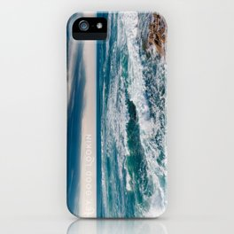 Sunset Cliffs San Diego iPhone Case