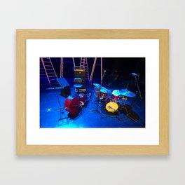 Instruments Framed Art Print