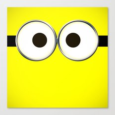 minion Canvas Print