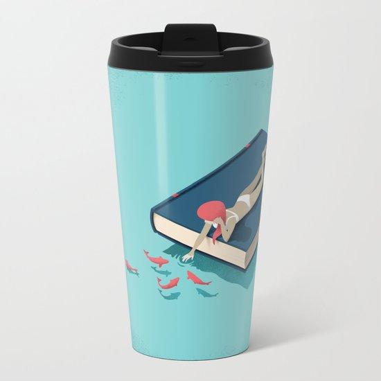 Relaxing Metal Travel Mug