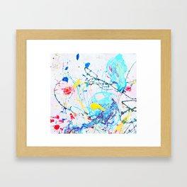 Love Mother Grandmother Framed Art Print