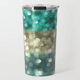 Ombre Blue... Travel Mug