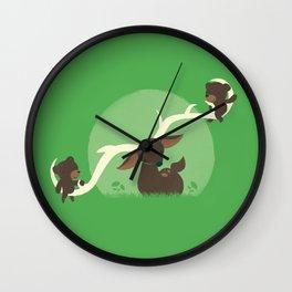 Teeter Totter Wall Clock