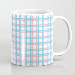 Queer Plaid - Trans Tartan Coffee Mug