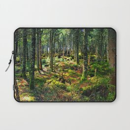 Late Spring Forest Laptop Sleeve