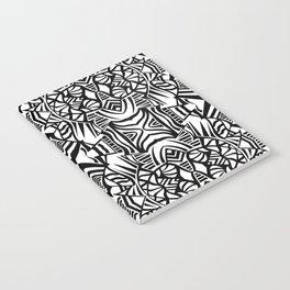 Tiki Totem Notebook