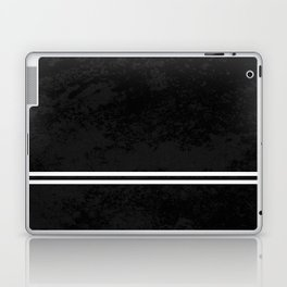 Infinite Road - Black And White Abstract Laptop & iPad Skin