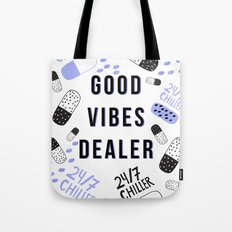 Good Vibes Dealer 24/7 Chiller Tote Bag