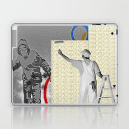 The Cover Up Laptop & iPad Skin