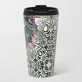 Dug Up Mandala 4 Travel Mug