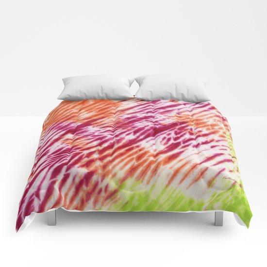 Mango Lightening Comforters