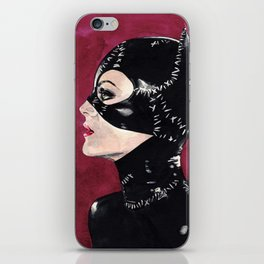 Catwoman circa 1992 iPhone Skin