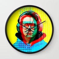 beastie boys Wall Clocks featuring Gioconda Music Project · Beastie Boys · Adam Horrovitz by Marko Köppe