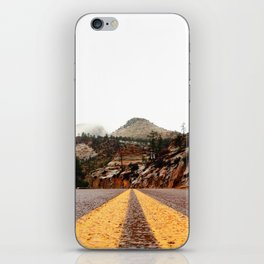 """The Road"" iPhone Skin"