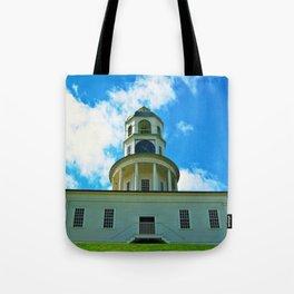 Halifax Town Clock Tote Bag