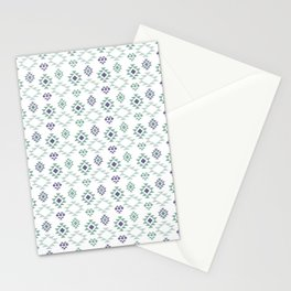 AFE Tribal Pattern Stationery Cards