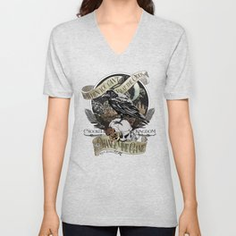 Crooked Kingdom - Change The Game Unisex V-Neck