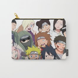 Goodbye Naruto Shippuden Carry-All Pouch