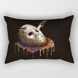 Friday The 13th Rectangular Pillow
