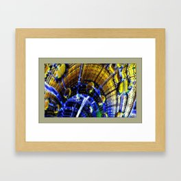 Archs Framed Art Print
