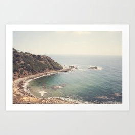 Peaceful Places, My Serenity. Art Print