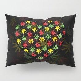 Rasta Love Pillow Sham