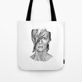 Wood dB Tote Bag