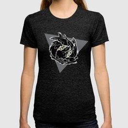 Watcher of the Ways (Reverse) T-shirt