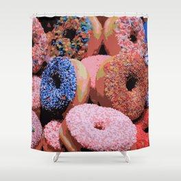 Donuts - JUSTART © Shower Curtain