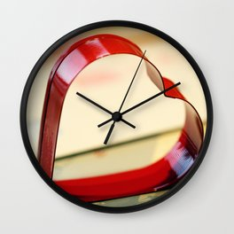 Hold on to what you have Wall Clock
