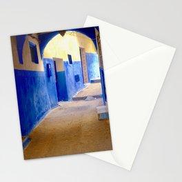 Tangier Morocco Medina Stationery Cards