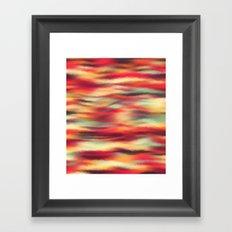 Painted Rainbow 07 Framed Art Print