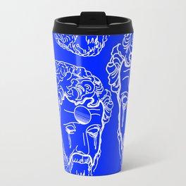 Greek Cry Travel Mug
