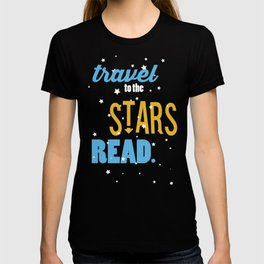 Stars - Just Read T-shirt