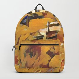 Dreamland Gold Backpack