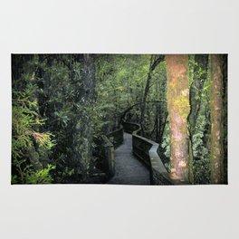 Franklin - Gordon  National Parks Rug