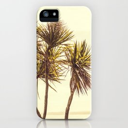 St. Ives Palms, Cornwall iPhone Case