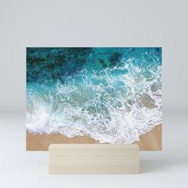 Ocean Waves I Mini Art Print