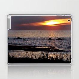 Surreal Seaside Sunset Laptop & iPad Skin