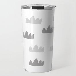 Minmaistic art Travel Mug