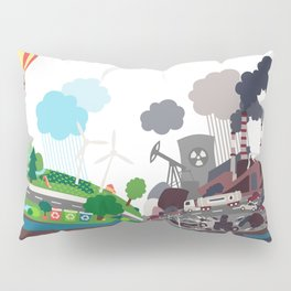 EcoBook Pillow Sham